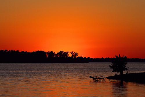 Crab Orchard Lake - Photo Credit - Jim Osborne